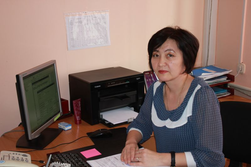 Елекеева Назира Турсунбековна